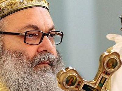Патриарх Иоанн X: Нас поставили на защиту христианства