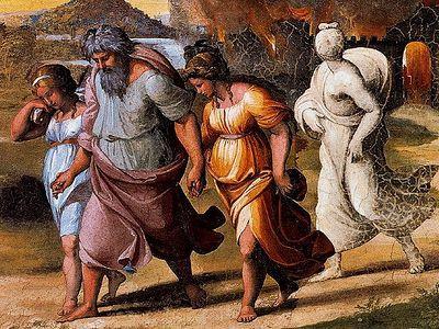 Дети Лота: библейский урок