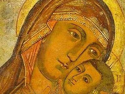 Икона Божией Матери Корсунская, или Ефесская