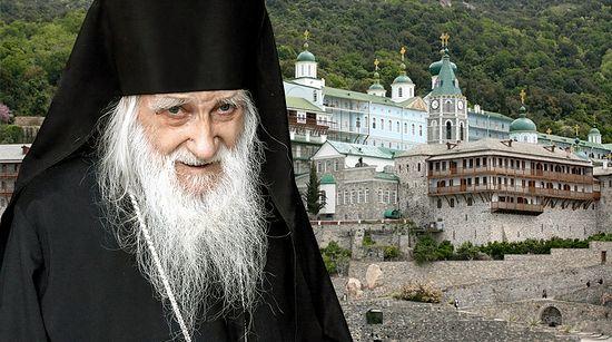 Схиархимандрит Иеремия (Алёхин), игумен Свято-Пантелеимонова монастыря на Афоне