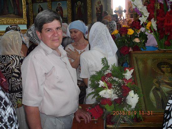 Анатолий Борисенко. Фото: личная страница в соцсети