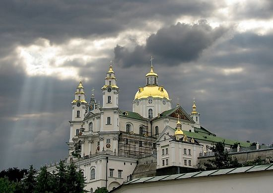 The Holy Dormition Pochaev Lavra