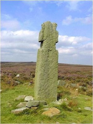 Lilla cross, North Yorkshire