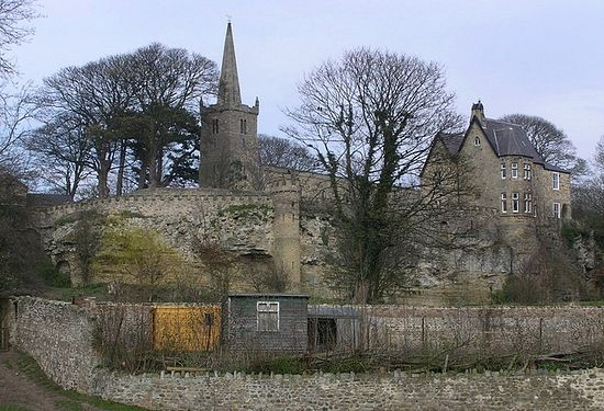 St. Edwin's Church in High Coniscliffe, county Durham