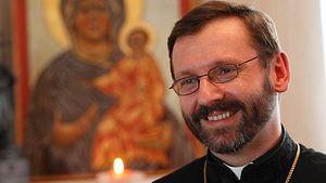 Uniate Archbishop Sviatoslav Shevchuk