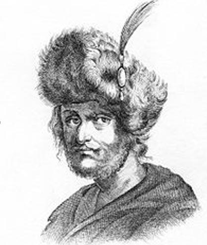 A 19th century illustration of False Dmitri II. (Public Domain)
