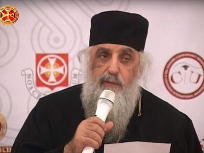 Архиепископ Стефан: Исследования показали – в Грузии действительно находятся мощи прп. Максима Исповедника