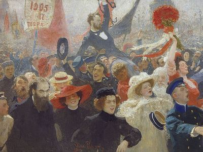 «Манифест 17 октября 1905 года оказался сюрпризом для всей страны»