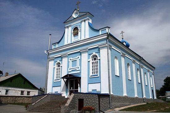 Храм во имя святой праведной Анны