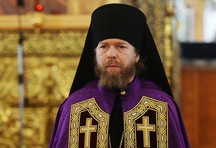 Bishop Tikhon (Shevkunov) of Egorievsk