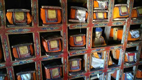 Тибетский канон (Ганджур и Данджур)