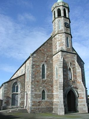 Roman Catholic Church of St. Fintan in Taghmon, Wexford