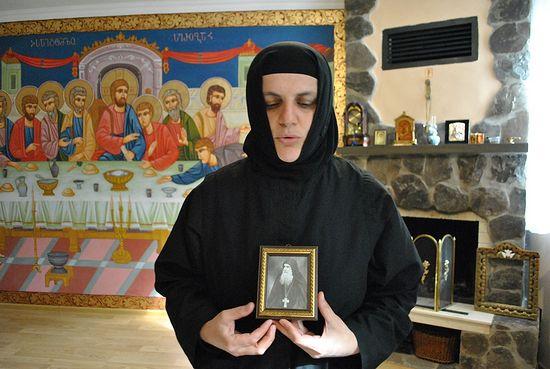 Монахиня Кетеван (Точилашвили)