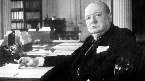 Уильям Черчилль