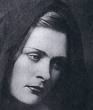 Natalia Androsova (Natalia Aleksandrovna Iskander-Romanovskaya).