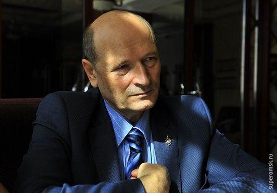 Сергей Поляков. Фото: superomsk.ru