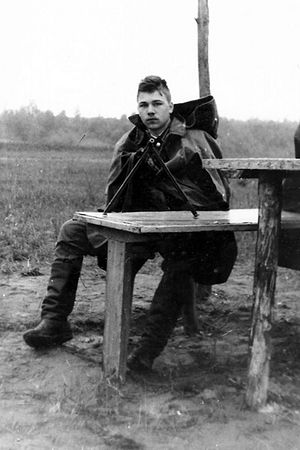 Поручник Дмитриј Рјабинкин (1971 – 1995)