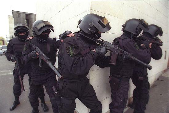 Јединица за борбу против терора «Алфа»