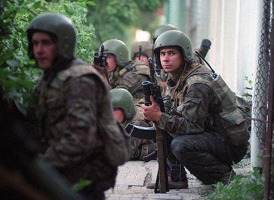 Будјоновск, 1995