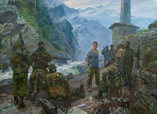 Максим Фаюстов. Русский мученик Евгений Родионов