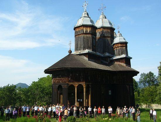 Монастырь Пояна Мэрулуй