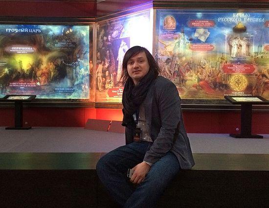 Дмитрий Смирнов, арт-директор проекта «Моя история»
