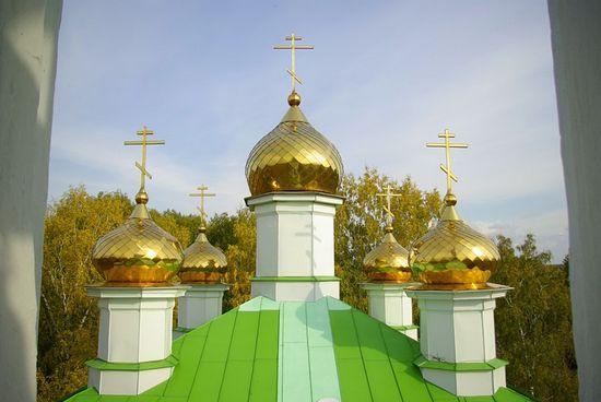 Храм великомученицы Параскевы Пятницы в Савино
