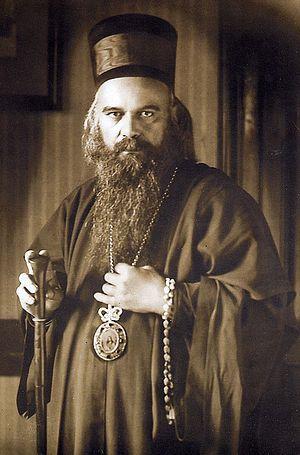 St. Nikolai Velimirovic