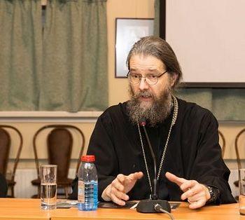 Protopriest Peter Perekrestov