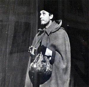 Инокентије Смоктуновски у улози кнеза Мишкина