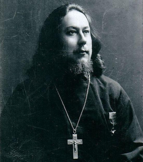 St. John Kochurov, priest of Tsarskoye Selo