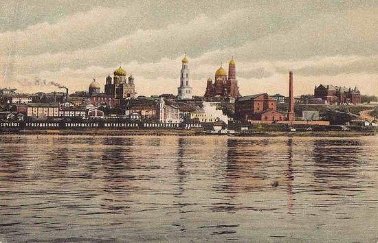 Старинная Самара. 1908