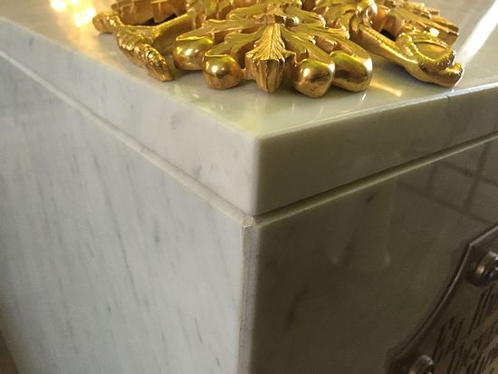 Надгробие Императрицы Марии Федоровны