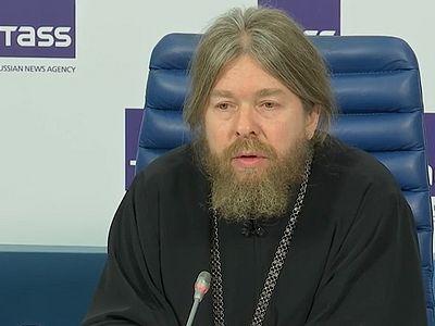 Выступление епископа Егорьевского Тихона (Шевкунова)