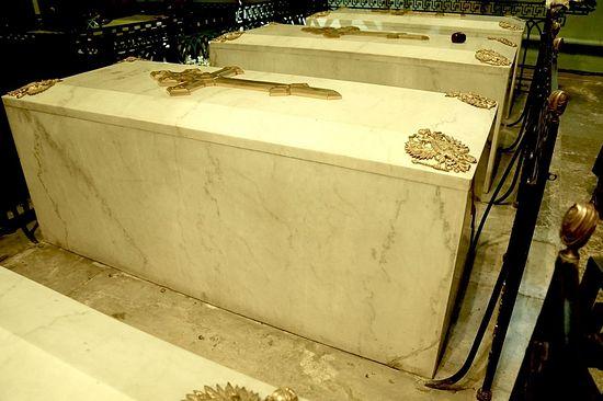 Надгробни споменик цара Александра I