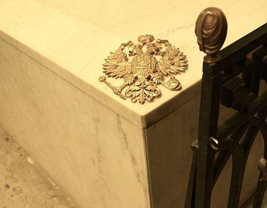 Надгробни споменик цара Александра I. Фрагмент