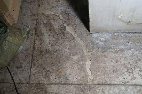 Плоча испод које се налази гроб цара Александра III