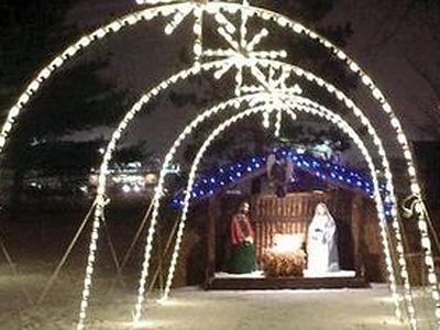 США: после жалобы атеистов в городском парке не будет Рождественского вертепа