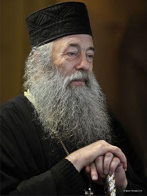 Архимандрит Иероним (Шурыгин). Фото Титова С.А.