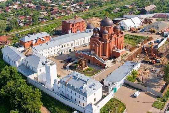 Алатырский Свято-Троицкий монастырь