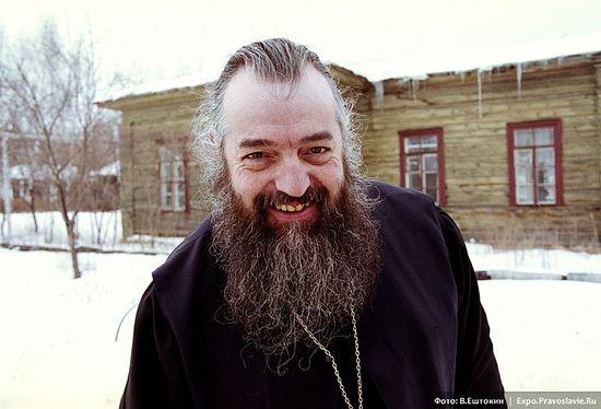 Отец Василий (Паскье). Фото: Владимир Ештокин