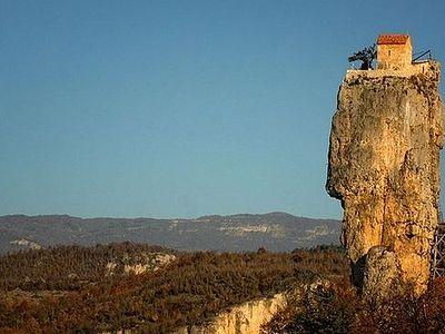 Выше в горы, ближе к Богу: в западной Грузии возрождается подвижническая жизнь