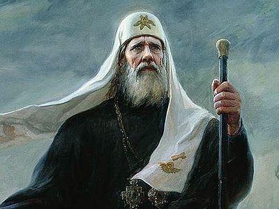 «Патриарх Тихон стоит в ряду величайших вселенских святых»