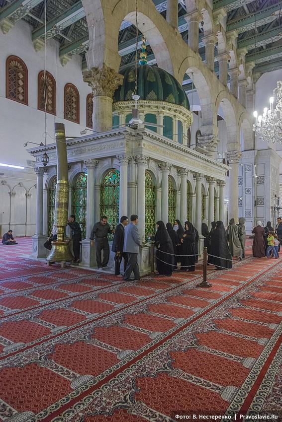 Pre-war Syria: Peaceful Life and Holy Places. A photo gallery.  Photo by Vasily Nesterenko / Pravoslavie.ru