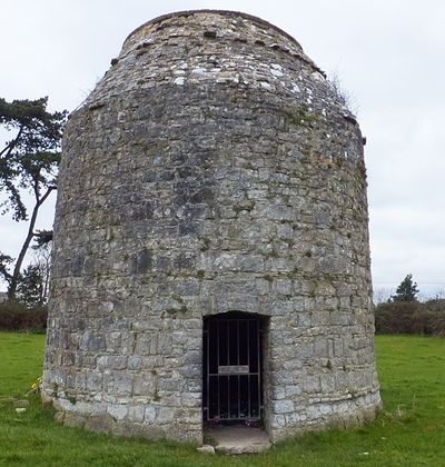Former monks' dovecote in Llantwit Major (14th century)