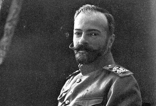 Великий князь Александр Михайлович Романов