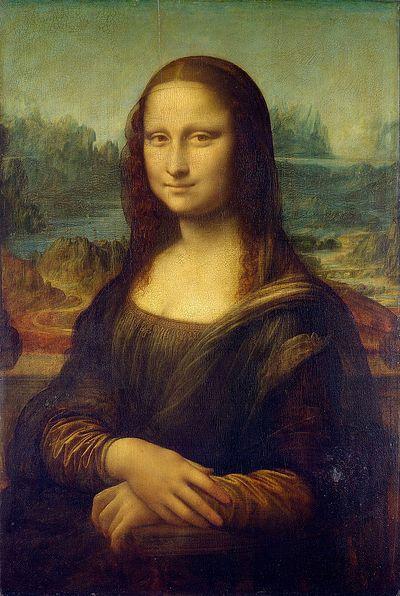Картина джоконда писали улыбку
