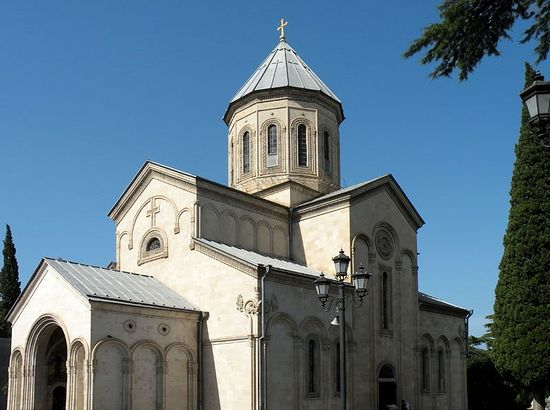 Храм Святого Георгия (Кашуэти), Тбилиси