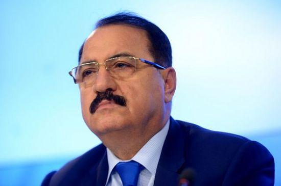 Посол Сирии в России Рияд Хаддад. © / Владимир Трефилов / РИА Новости