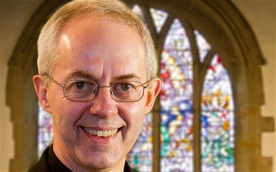 Архиепископ Кентерберийский Джастин Уэлби. Photo: Keith Blundy / Aegies Associates